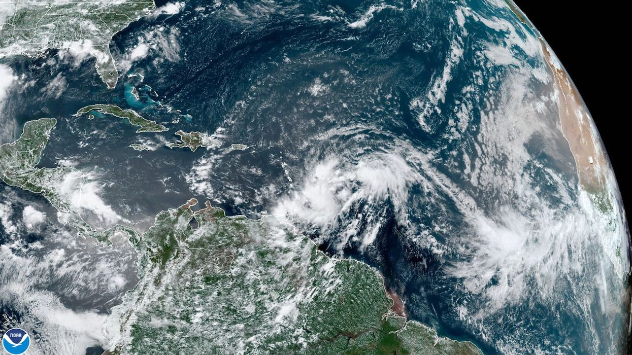 Tropical Storm Warnings Issued for Puerto Rico, Eastern Caribbean as Earliest 'I' Storm Threatens to Form
