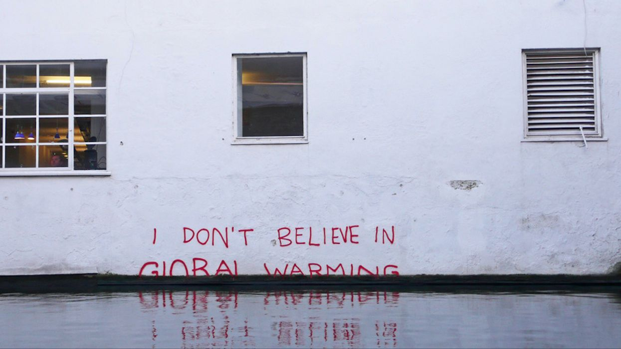 New Study Finds Climate Change Denial Received Disproportionate Media Coverage for Decades