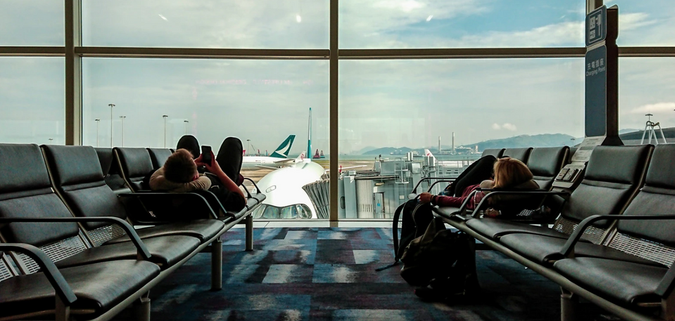I Traveled During The Pandemic, And It's Honestly Not As Bad As I Thought