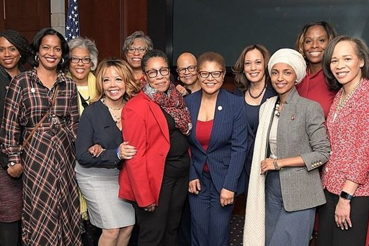 A record number of Black women are running for Congress in 2020