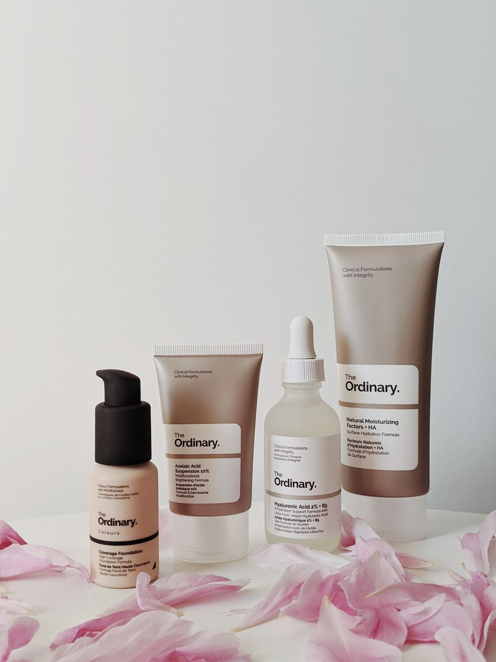 The Ordinary is Tik Tok's New Worthy Skincare Obsession