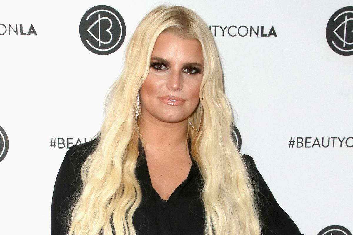 Jessica Simpson Confronted the Woman Who Sexually Abused Her as a Child