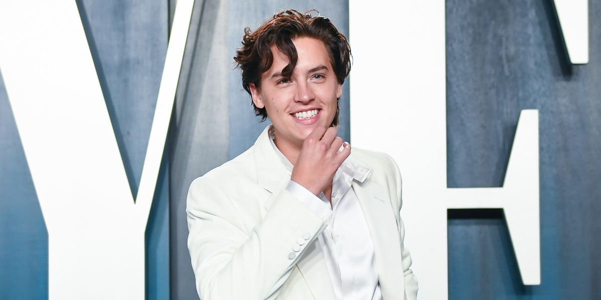 Cole Sprouse Encourages People to Vote in Return to Instagram