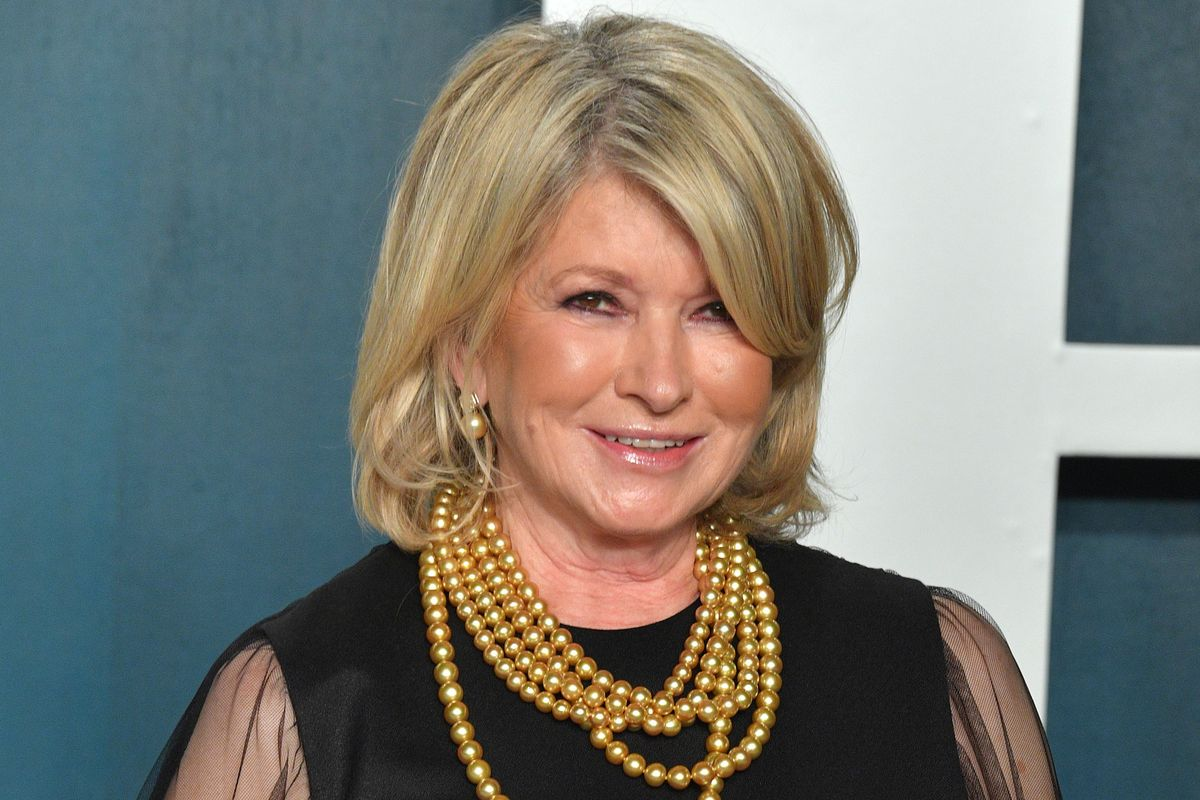 Martha Stewart Got 14 Proposals After Her Pool Thirst Trap