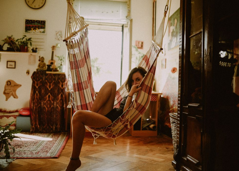 Poetry On Odyssey: Wandering Girl