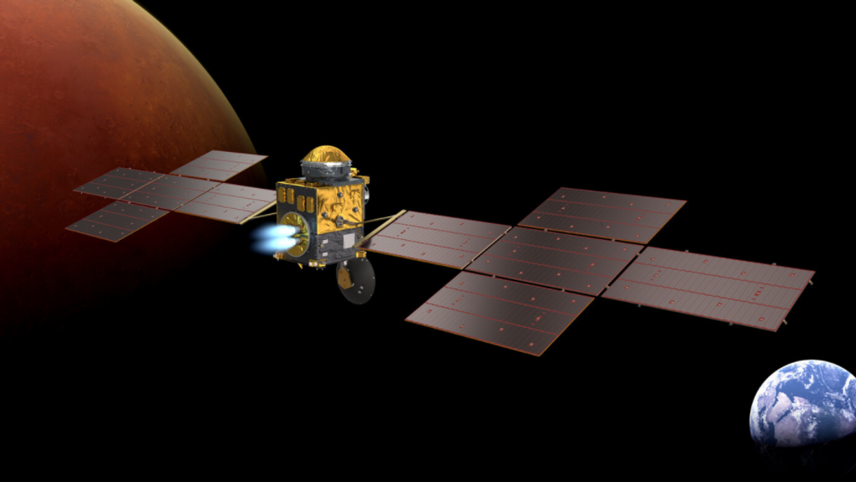 ESA s  interplanetary cargo ship  to carry Mars rocks to Earth in 2031