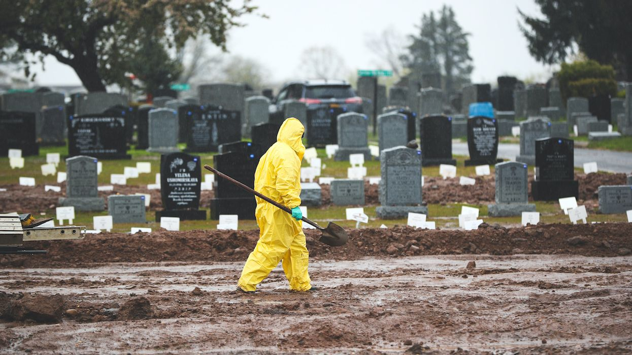U.S. Coronavirus Death Toll Tops 150,000 as Country Struggles to Contain Virus