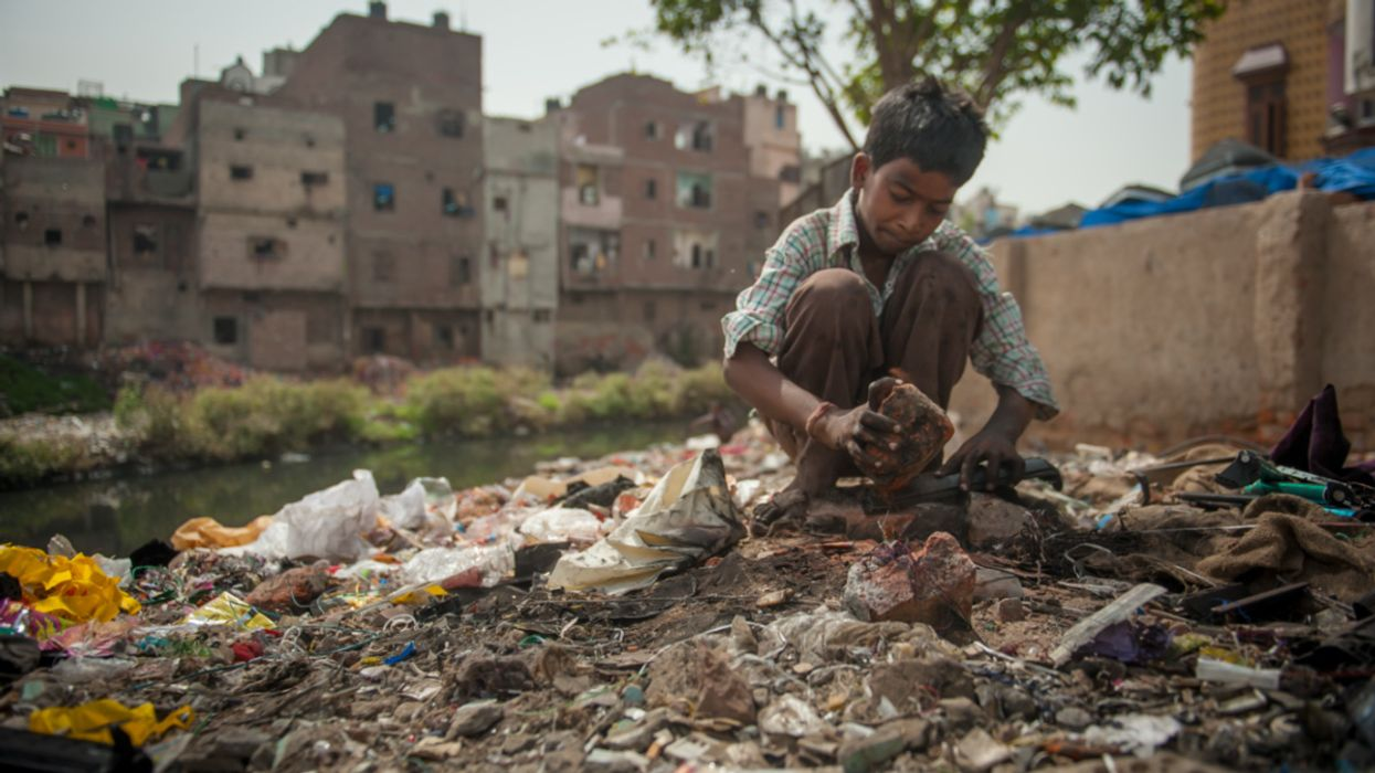 Lead Poisoning Affects One in Three Children Worldwide