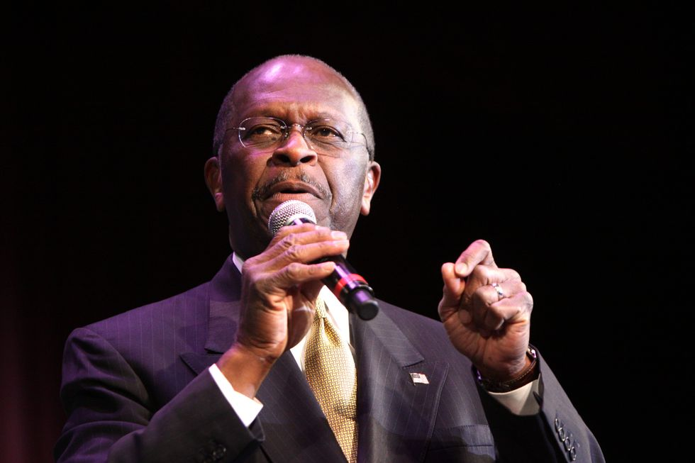 In June, Herman Cain Said Don't Believe The Coronavirus 'Scare Stories' — Today He Died From It