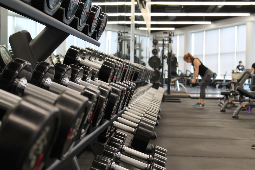 If Campus Gyms Don't Reopen, Try These 3 Simple Workouts Instead