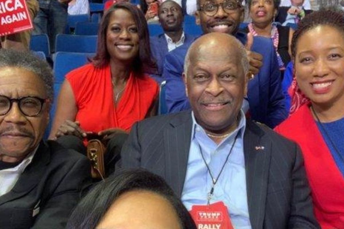 Herman Cain's death is a cautionary tale for anyone with COVID-19 risk factors