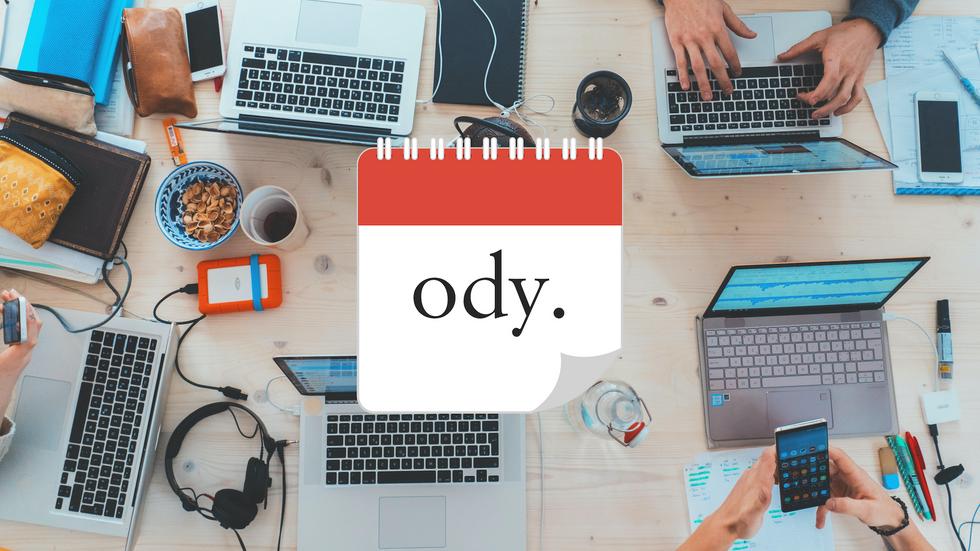 Odyssey's Content Calendar: February 2020