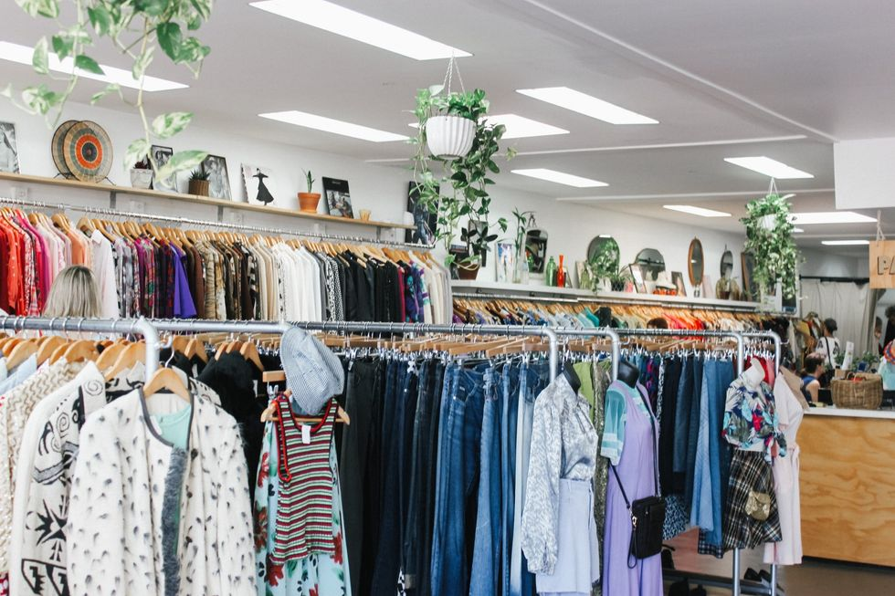 Reselling Thrifted Clothes Might Sound Smart, But It's A MASSIVE Harm To Low-Income Communities