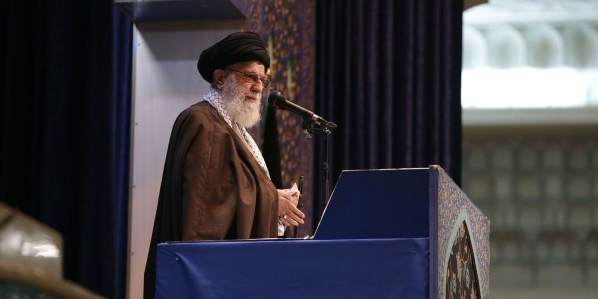 Twitter defends censoring Trump's tweets while not blocking Khamenei's posts calling for genocide