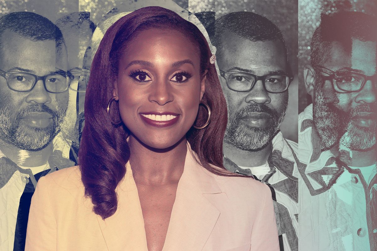 Issa Rae and Jordan Peele Are Collaborating on a Mystery Drama