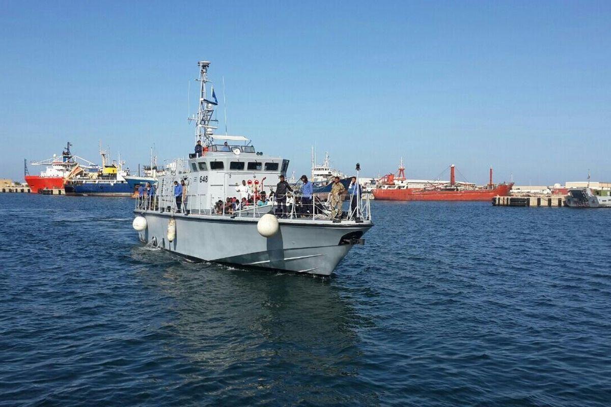 La Guardia costiera non c'entra nulla con i migranti uccisi nel porto libico
