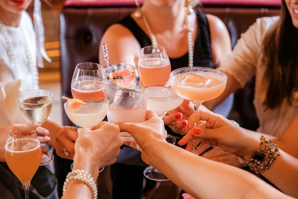 The Cocktail You Are Based On The Zodiac — In Case You Needed An Excuse For Your Strong, Mixed Personality