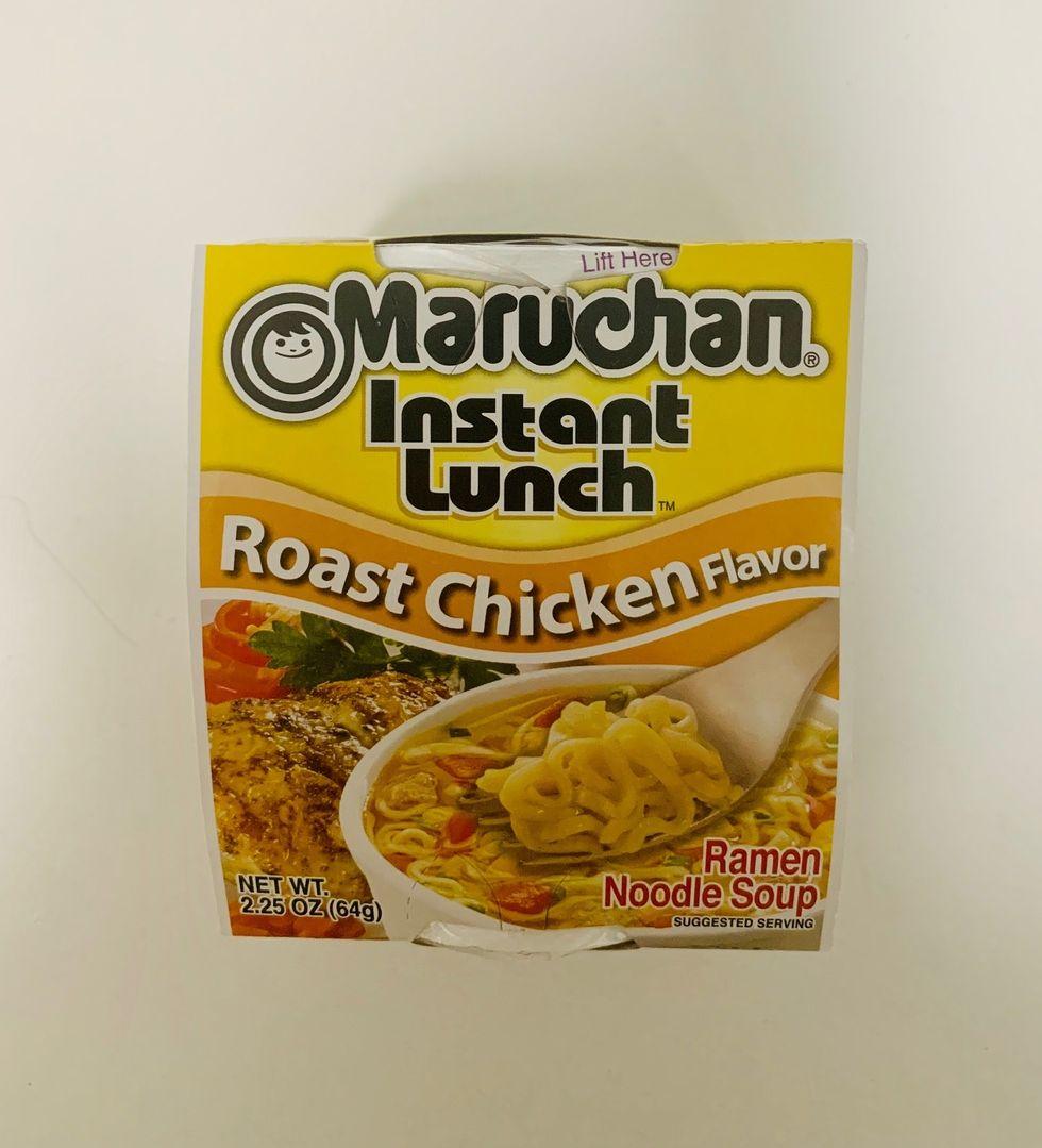 Maruchan Roast Chicken Ramen: A Roast Or A Boast?