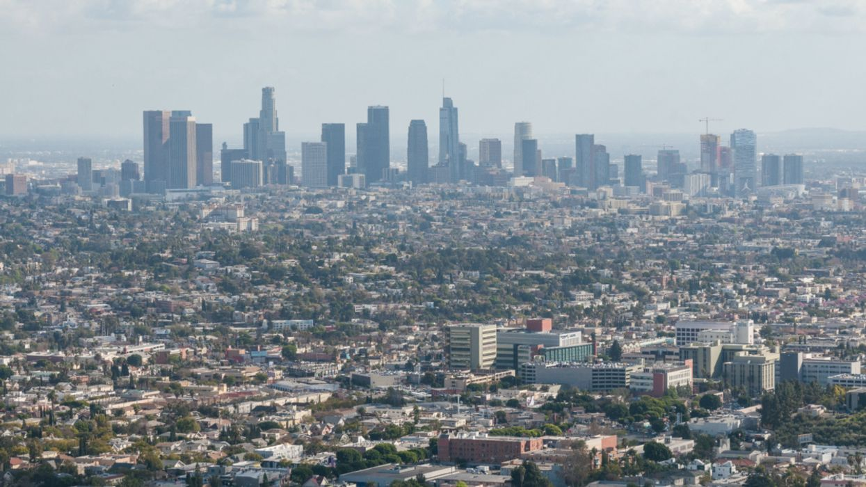Polluted U.S. Neighborhoods Haven't Improved in 40 Years