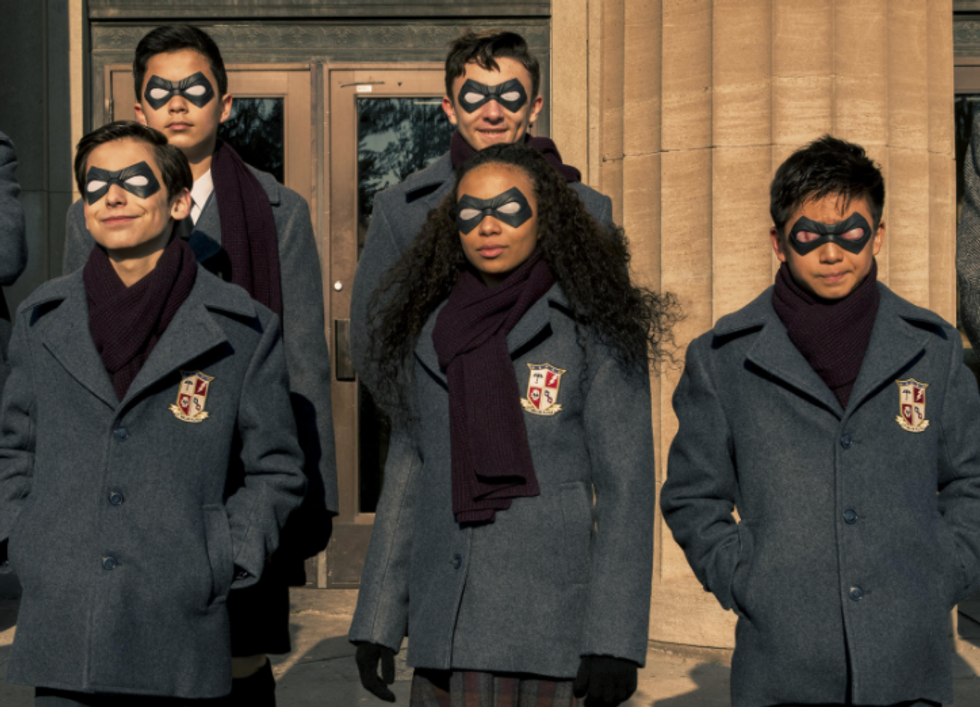 Ranking 'The Umbrella Academy' Cast By Their Powers