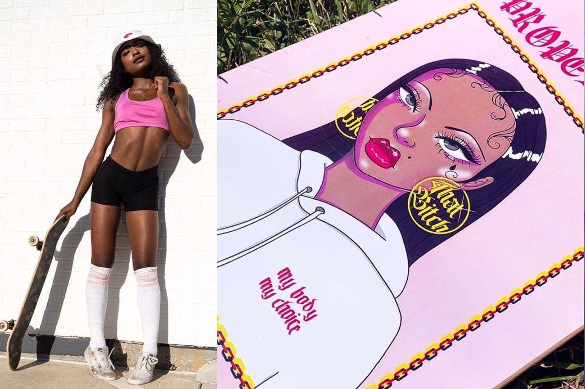 Proper Gnar Is Proving That Black Girls Skate, Too