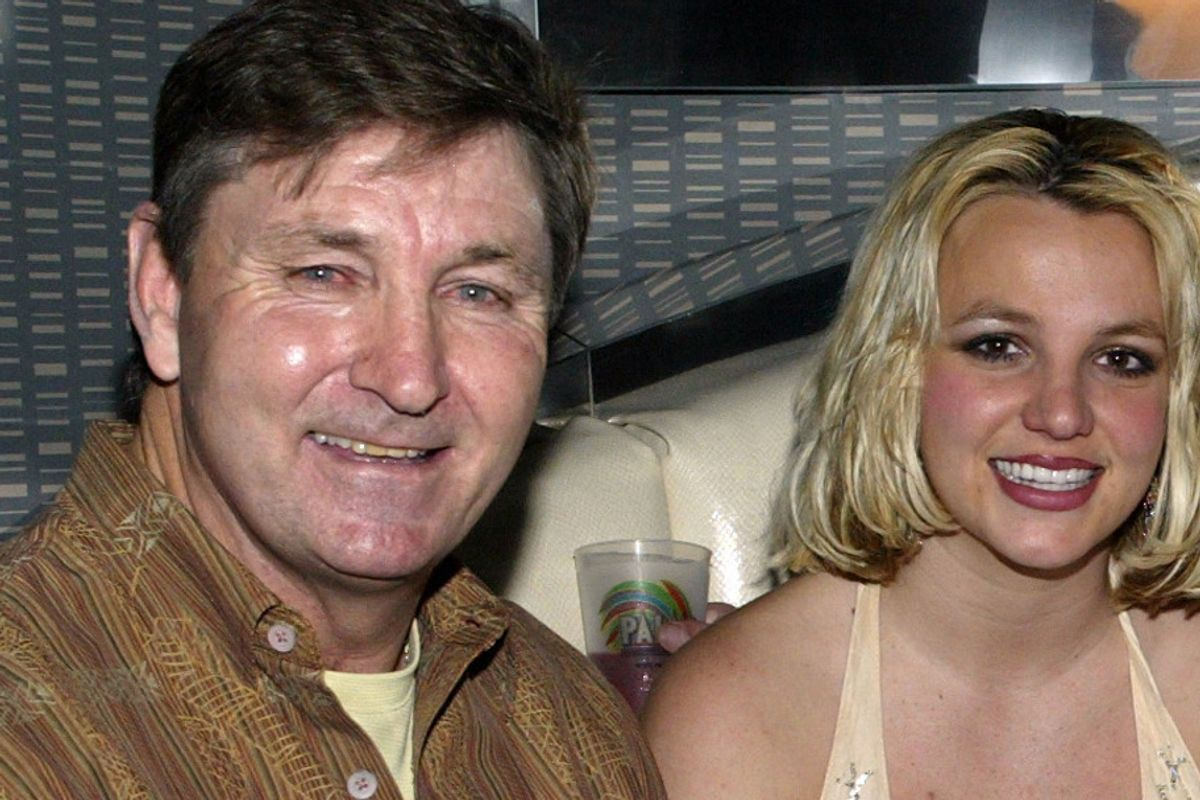 Britney Spears' Dad Speaks Out About #FreeBritney