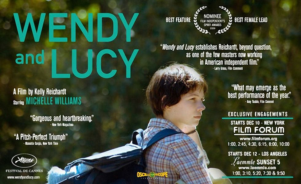 """A Film Review of """"Wendy and Lucy"""""""