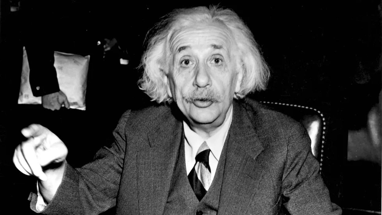 Why Einstein thought a world government was a good idea