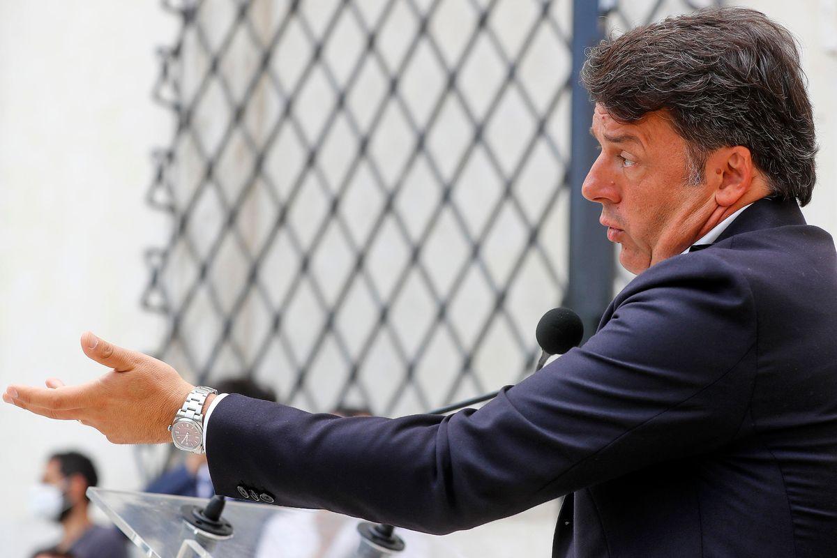 Caro Renzi, con i suoi giochetti finirà nel baratro