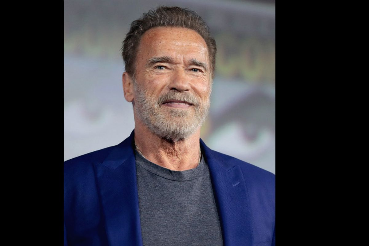 When a critic called Arnold a 'snowflake' he responded with an epic, yet uplifting mic drop