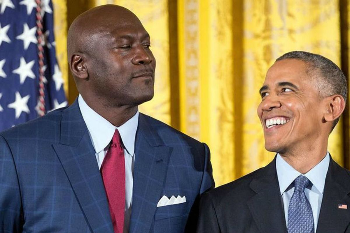 Michael Jordan just donated $2.5 million to fight Black voter suppression