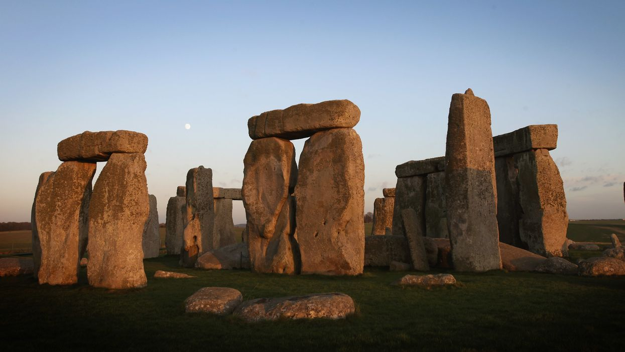 Scientists solve the origin of Stonehenge's sarsen stones