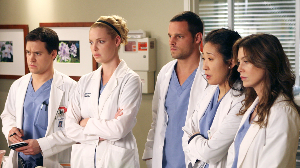 19 'Grey's Anatomy' Characters And What Their Enneagram Types Would Be
