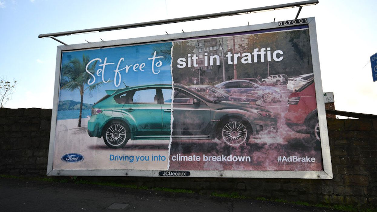 Environmental Advocates Call for Ban on SUV Ads