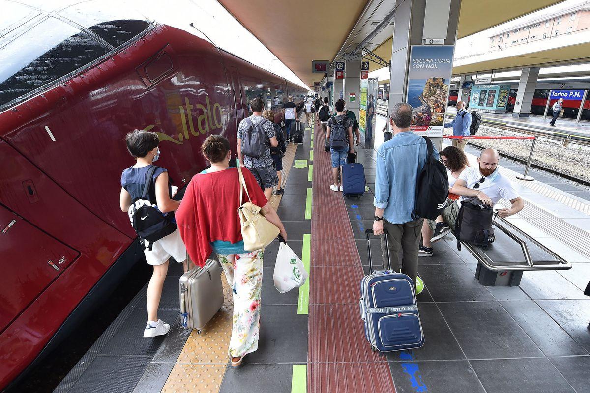 Una sola giornata di treni dimezzati è costata 10 milioni al comparto