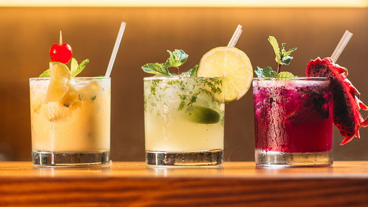 Missing the bar? Become a master mixologist in your living room.