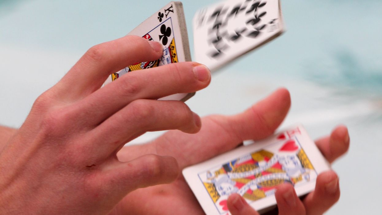 How quantum strategy could help you win blackjack