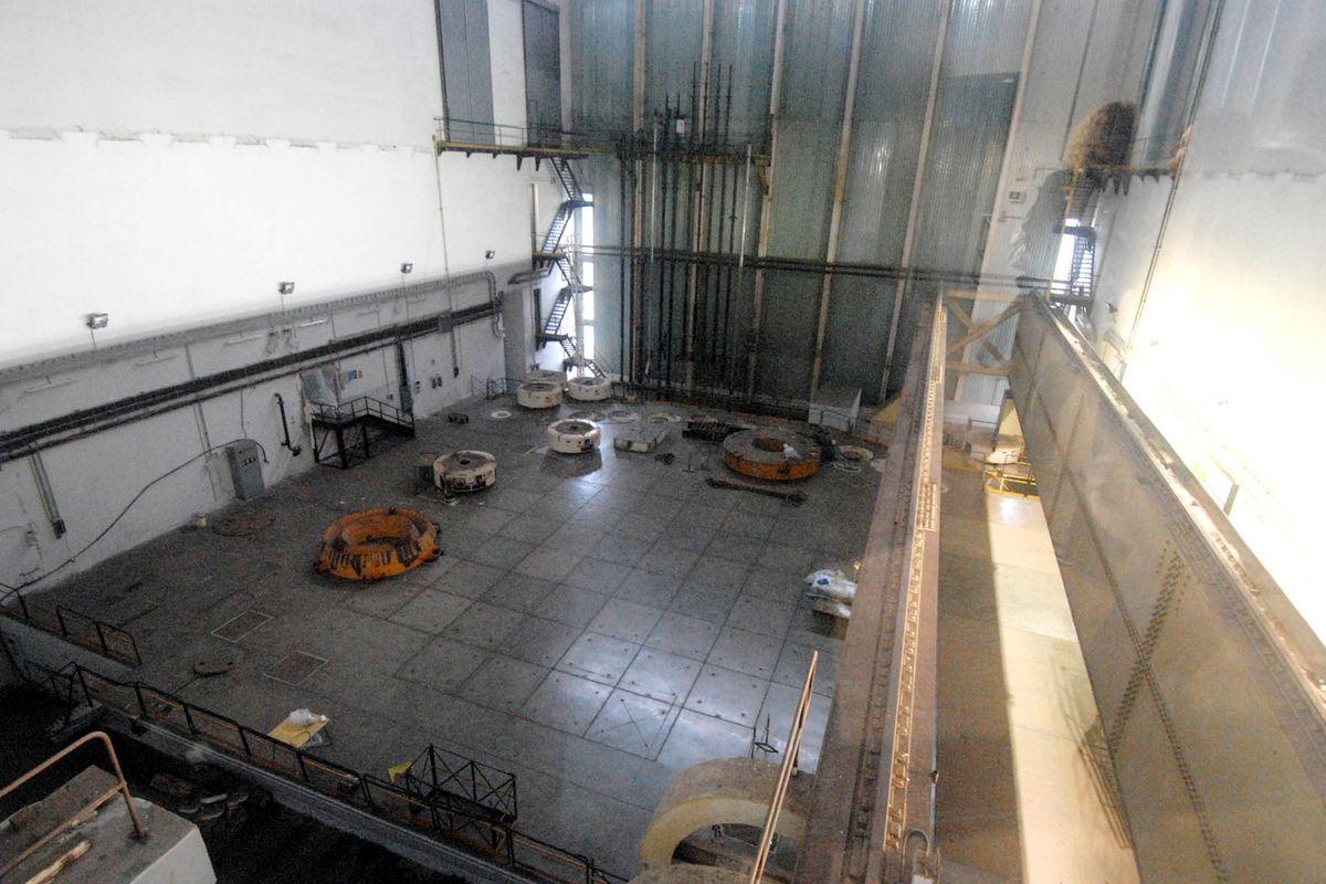 Sogin dà il via allo smantellamento della centrale nucleare di Latina