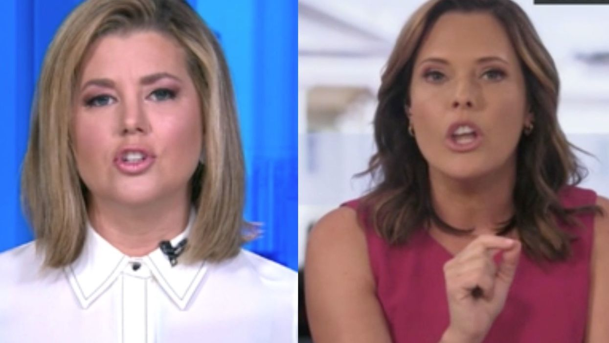CNN host tells Mercedes Schlapp she's 'just saying a bunch of crap' during heated debate on mail-in-voting