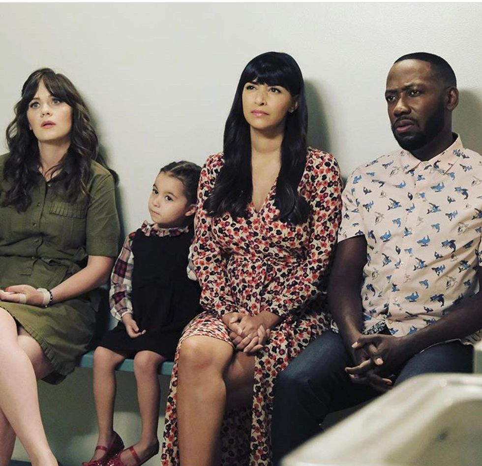 10 Celebrities You Forgot Made An Appearance On 'New Girl'