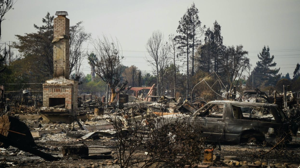 Wildfires Can Poison Drinking Water – Here's How Communities Can Be Better Prepared