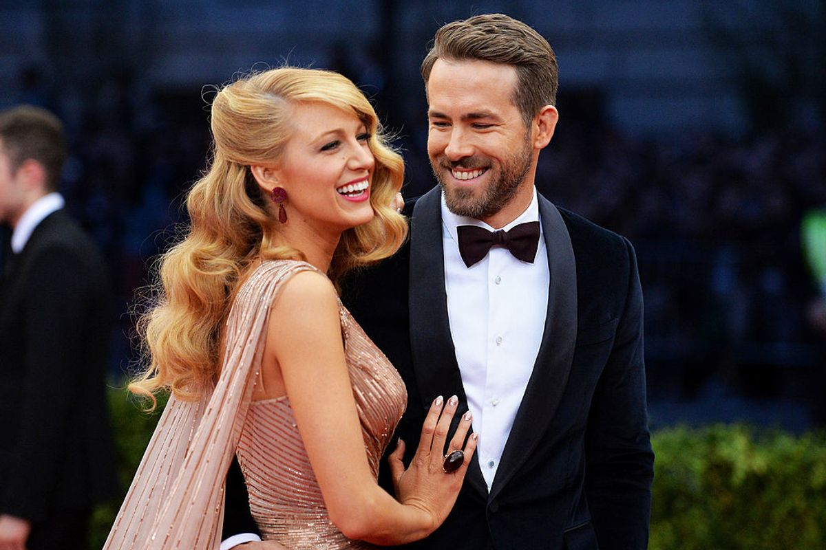 Ryan Reynolds and Blake Lively Apologize for Plantation Wedding