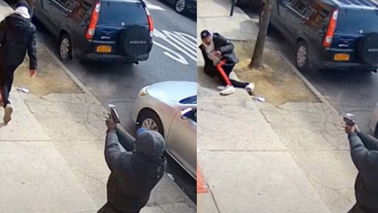 Alleged NY gang member reportedly carries out at least 3 drive-by shootings after being freed without bail on attempted murder charges