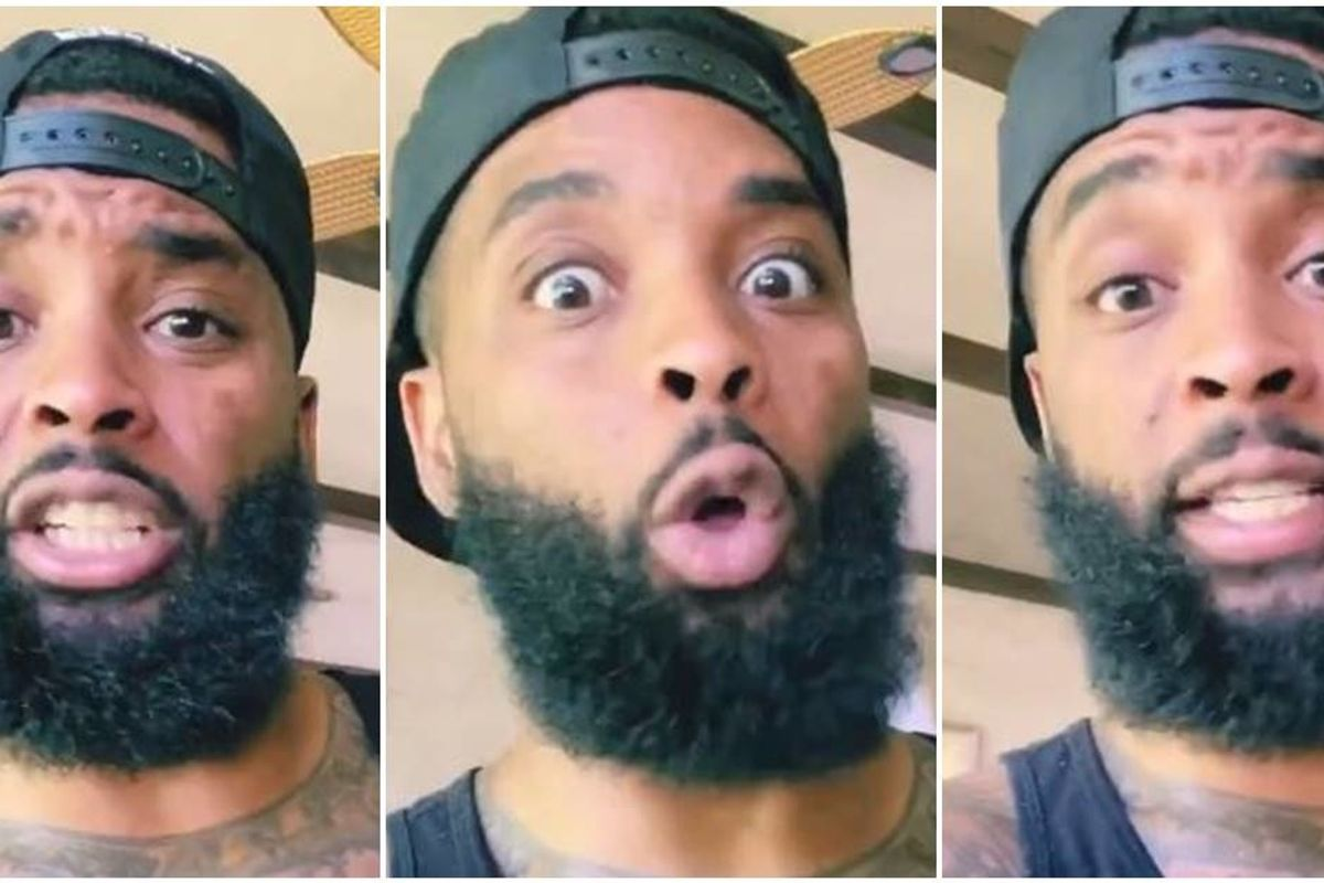 Comedian Keraun Harris shares inspiring story of his traffic stop being recorded by a white woman