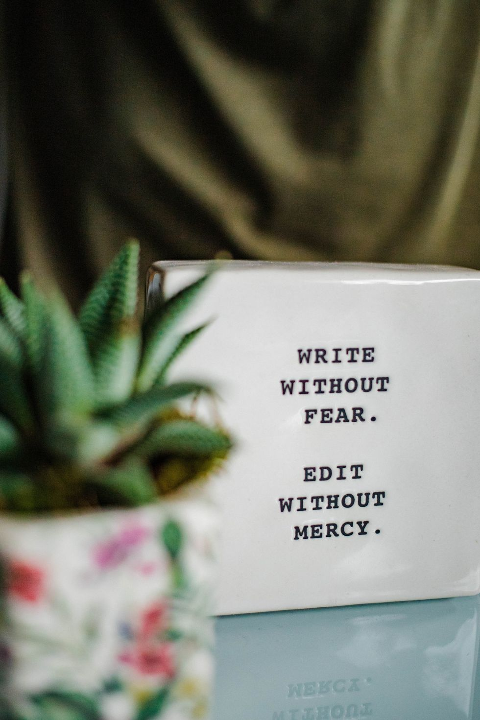 7 Ways To Get Out Of A Writing Slump