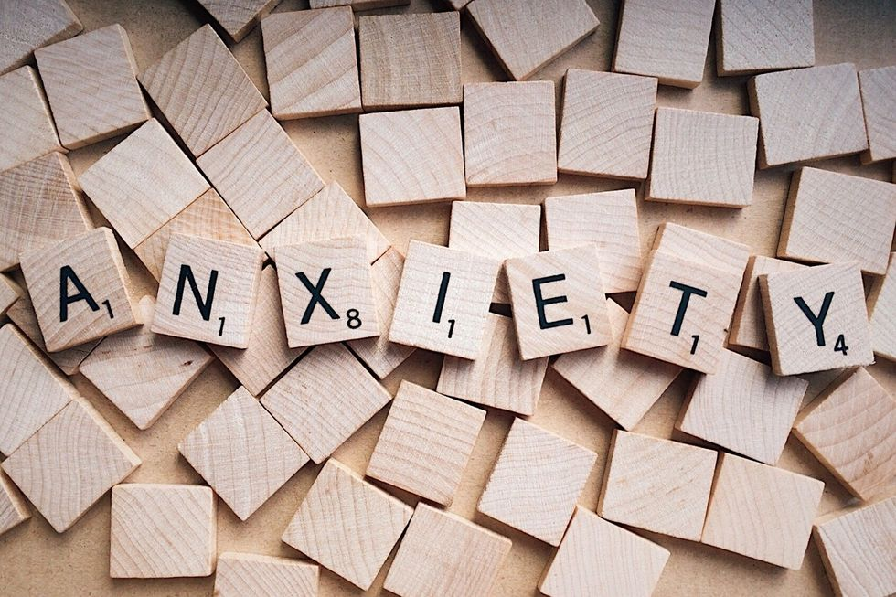 The pandemic and anxiety