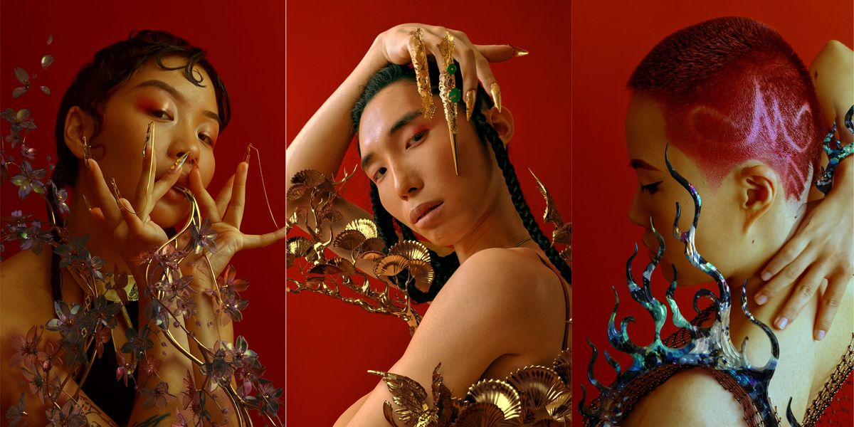 Andrew Thomas Huang Is Creating Safe Spaces for Queer Asian Communities
