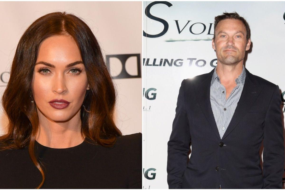 Megan Fox Trolled By Her Ex Over Machine Gun Kelly Post