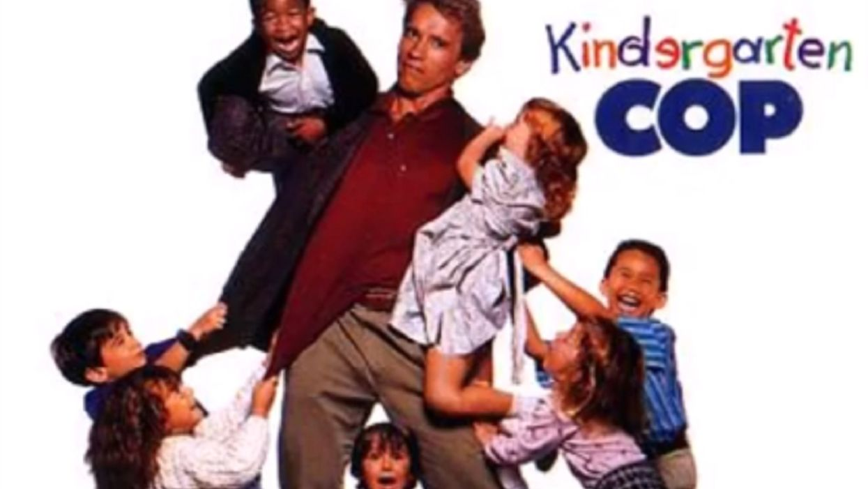 'Kindergarten Cop' scrapped from theater lineup following claim that it 'romanticizes over-policing'