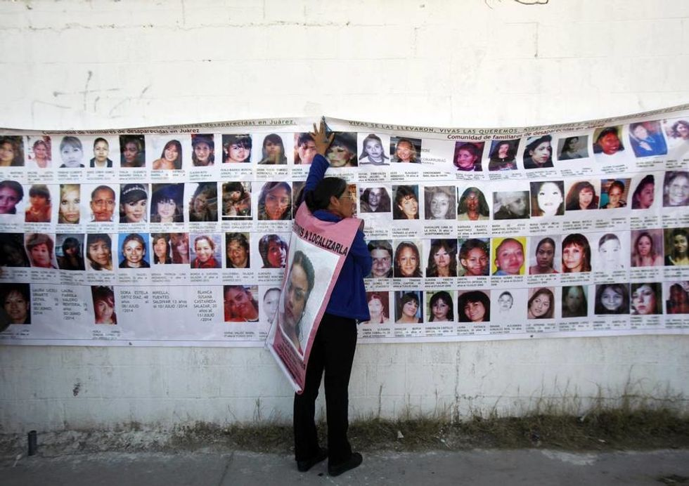 Femicide: The War On Women Happening Right Under Our Noses